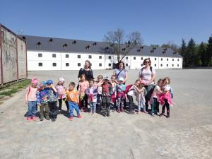 Výlet Olomouc, Pevnost poznání, duben 2019