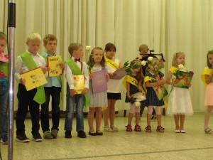Rozloučení s předškoláky, červen 2018