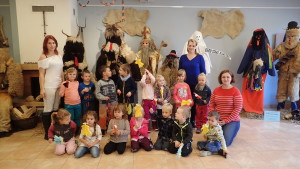 Betlém a výstava Mikulášských kostýmů, Listopad 2018